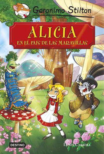 Alicia en el país de las maravillas - Planeta Lector