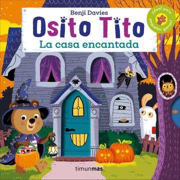 Osito Tito. La casa encantada - Planeta Lector